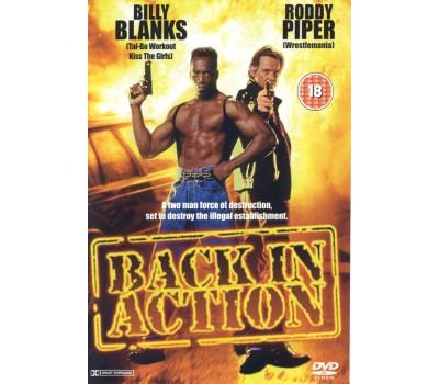 BACK IN ACTION (Снова в бой)